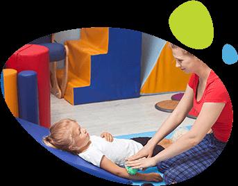 Rehabilitacja sensoryczna, skierowana do pacjentów z zaburzeniami autystycznymi
